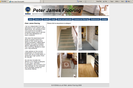 Peter James Flooring